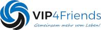 VIP4Friends Logo