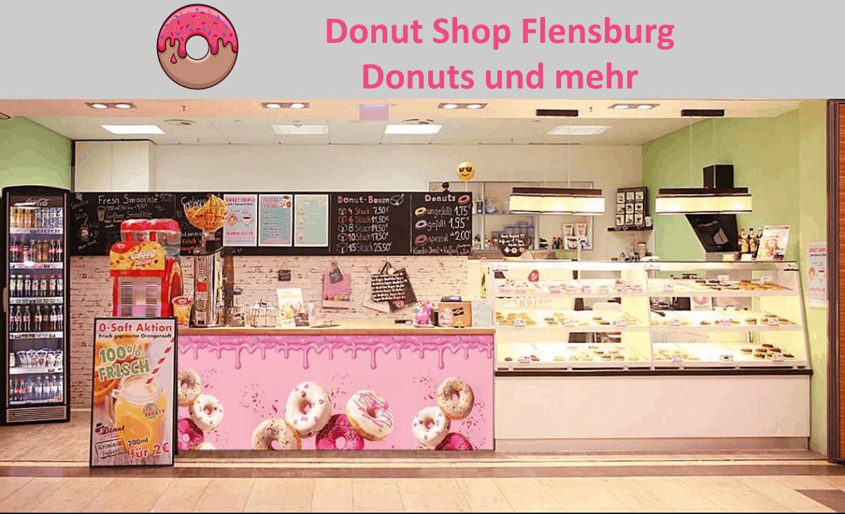 Titelbild - Donut Shop Flensburg